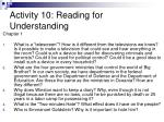 activity 10 reading for understanding