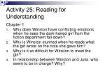 activity 25 reading for understanding