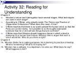 activity 32 reading for understanding1