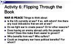 activity 6 flipping through the book2