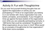 activity 9 fun with thoughtcrime