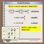 model problem4