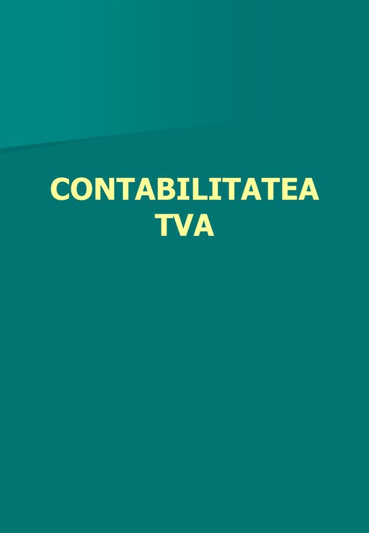 CONTABILITATEA