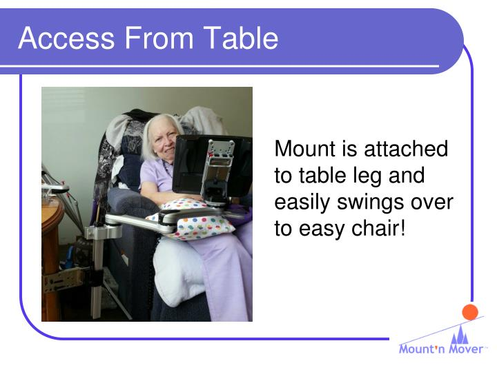 Access From Table