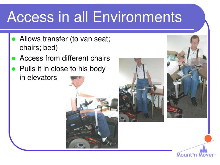 Access in all Environments