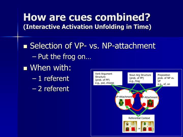 Verb Argument Structure