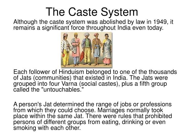 understanding the caste system To put an end to such undesirable situations, it is important to have a better understanding of the caste system in india here is a list of 9 books.