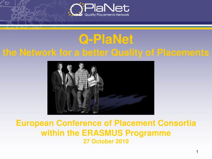 Q planet the network for a better quality of placements