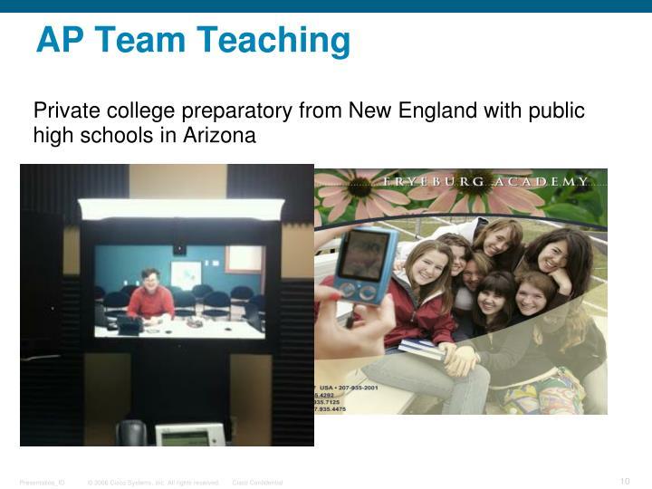 AP Team Teaching
