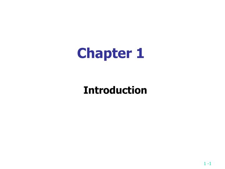 chapter 1 n.