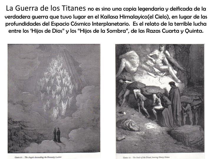 La Guerra de los Titanes