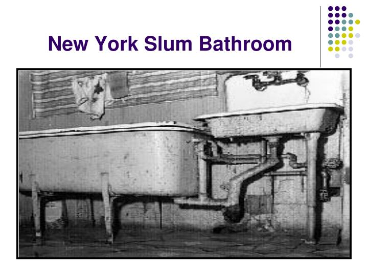 New York Slum Bathroom
