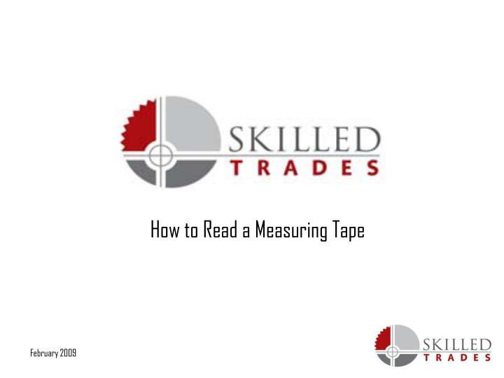 how to read a measuring tape n.