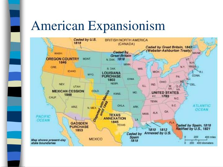 the expansion of the american frontier played a large part in the history and making of the us A large part of the industrial expansion during the post civil war years was based on connecting the industrial northeast with the farm and grazing areas of the midwest and plains states and completing the transcontinental railroads.