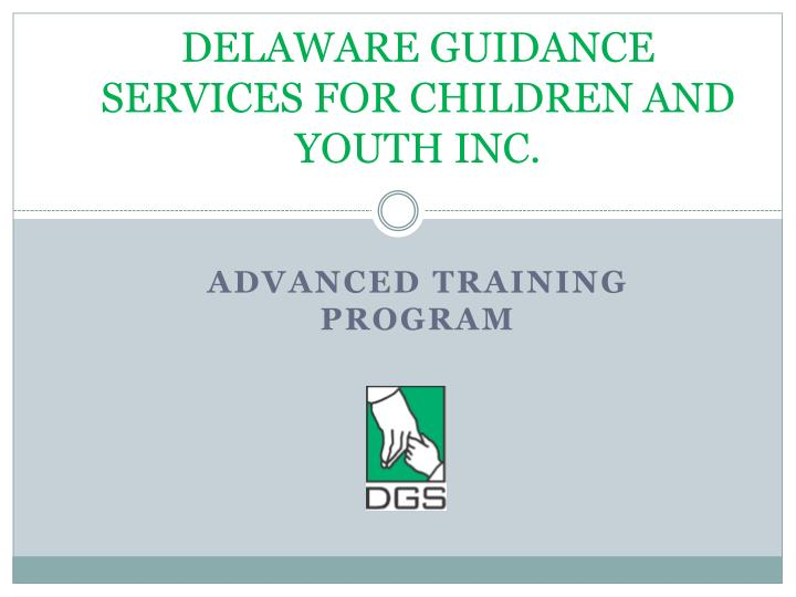 Delaware guidance services for children and youth inc