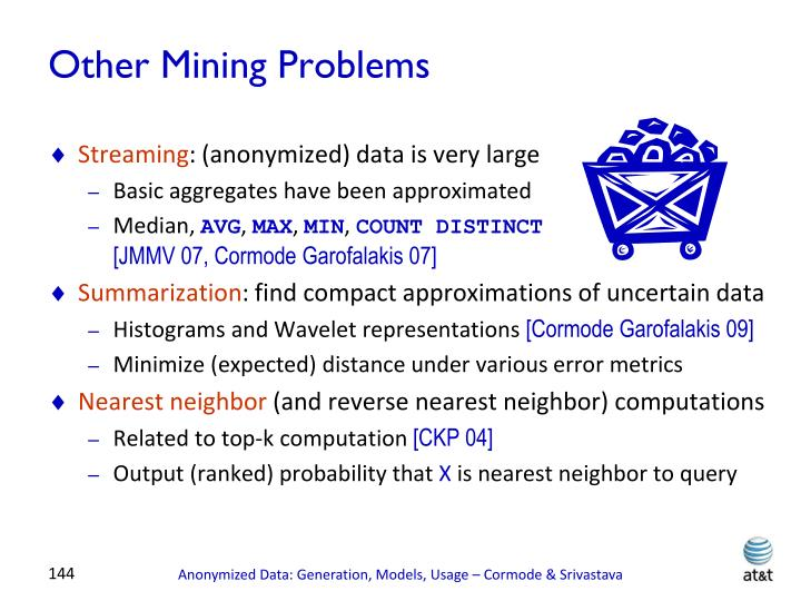 Other Mining Problems