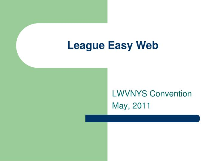 lwvnys convention may 2011 n.