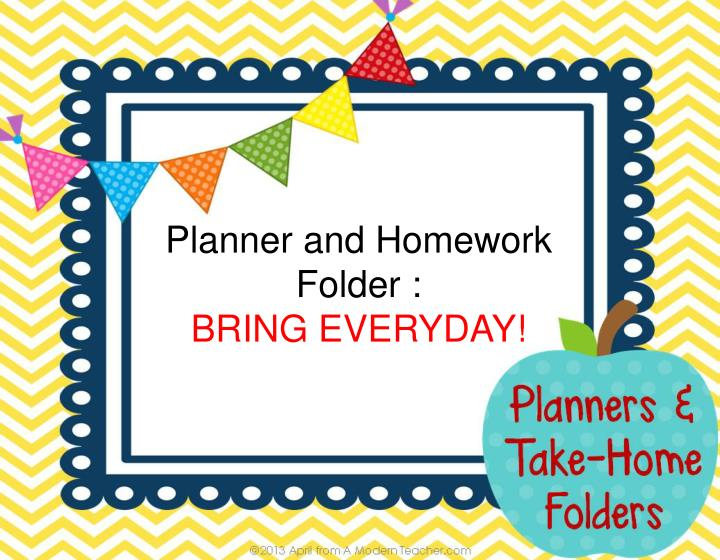 Planner and