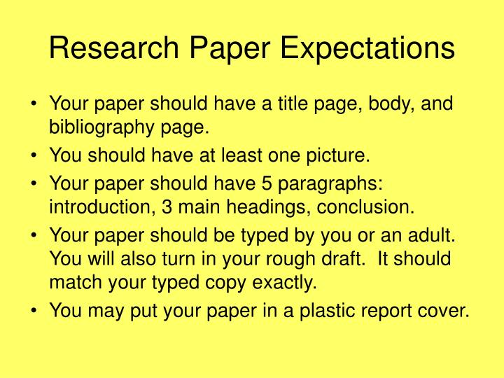 computer term paper cover page format