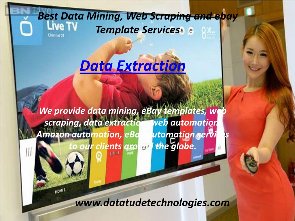 PPT - Data Mining | Web Scraping PowerPoint Presentation