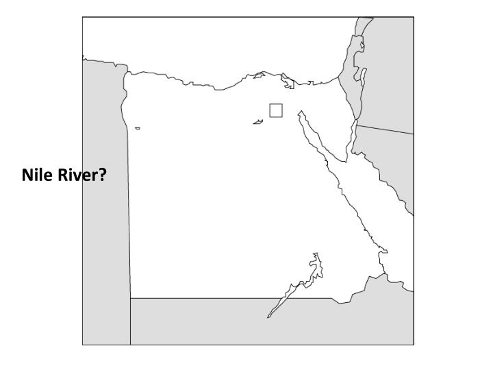 Nile River?