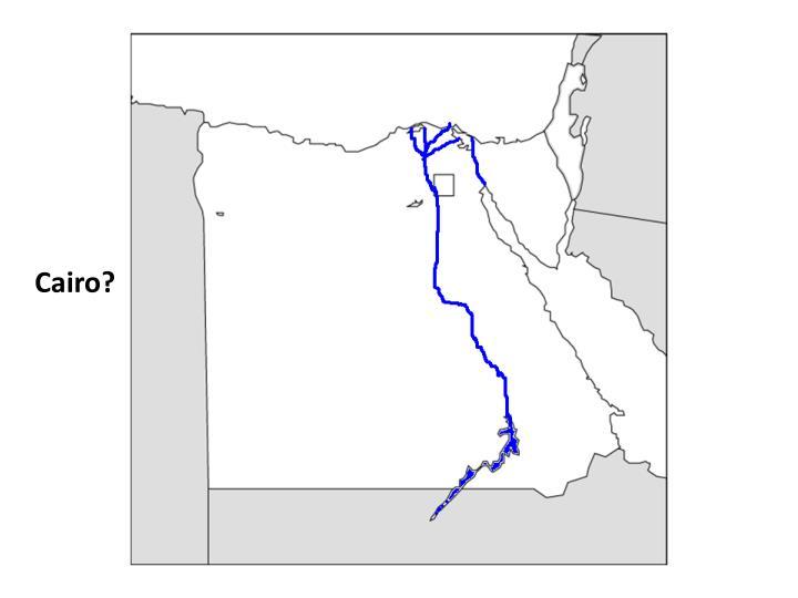 Cairo?