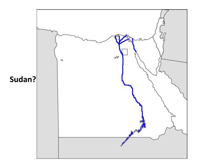 Sudan?