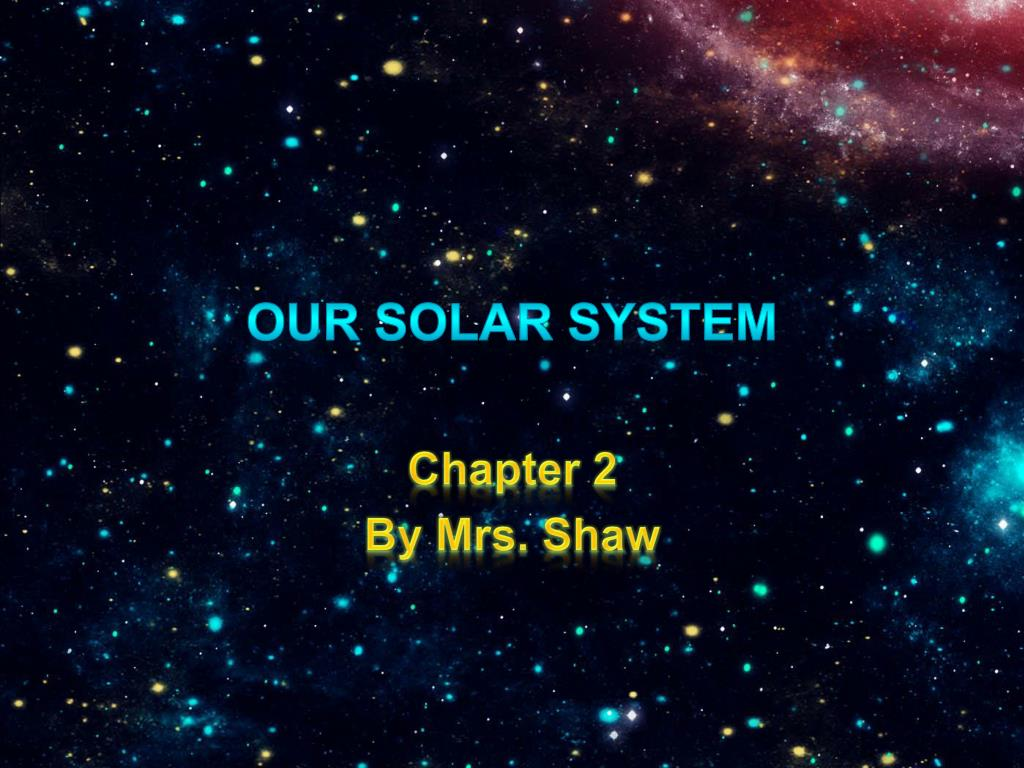ppt our solar system powerpoint presentation id 5337999