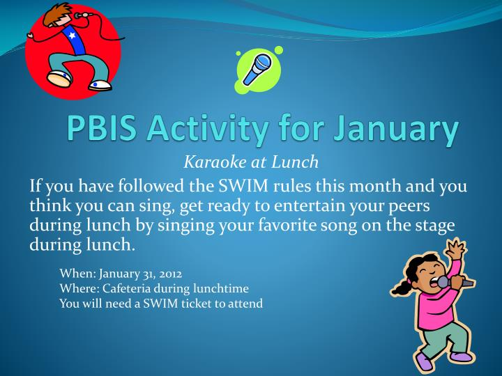 pbis activity for january n.