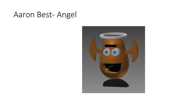 Aaron Best- Angel