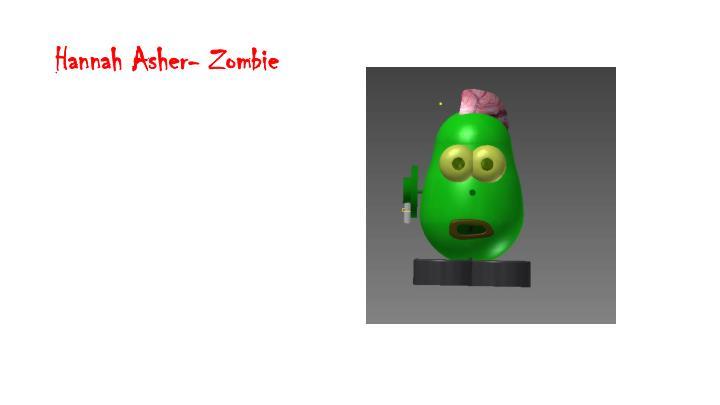Hannah Asher- Zombie