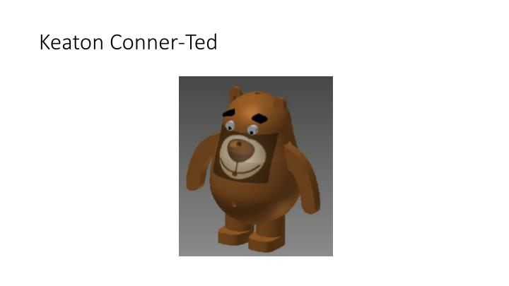 Keaton Conner-Ted