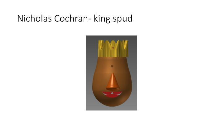 Nicholas Cochran-