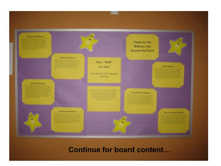 Continue for board content…