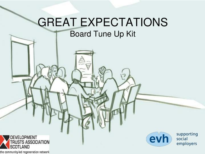 great expectations board tune up kit n.