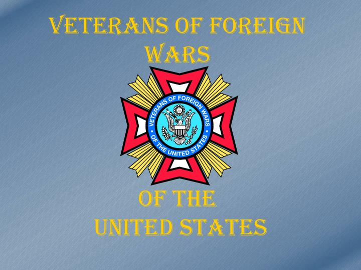 veterans of foreign wars of the united states n.