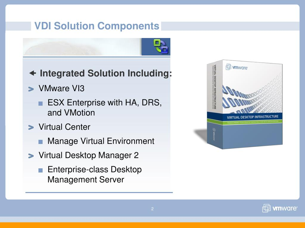 PPT - What is VMware VDI? PowerPoint Presentation - ID:5339508