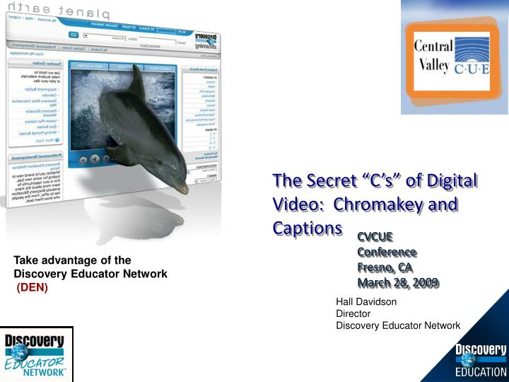 CVCUE Conference