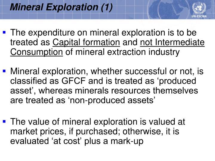 Mineral Exploration (1)