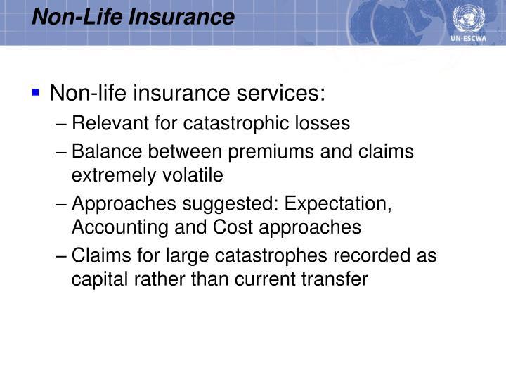 Non-Life Insurance