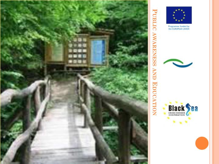 Programme funded by the EUROPEAN UNION