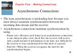 asynchronous connections3