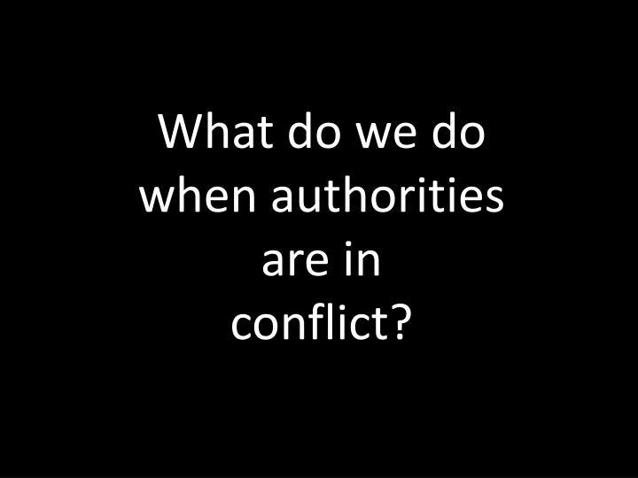 What do we do