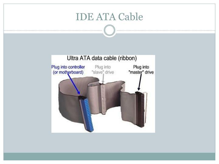 IDE ATA Cable