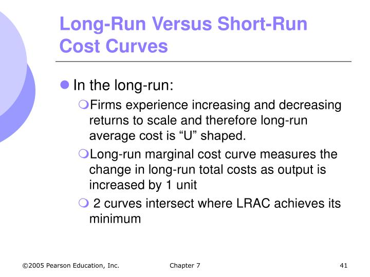 short run average cost curve u shaped