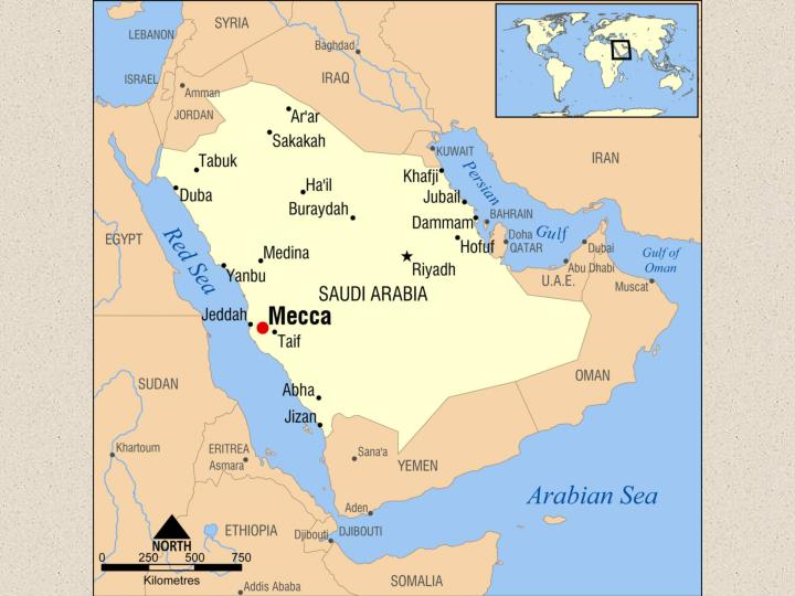 Image result for saudi arabia 600 ad
