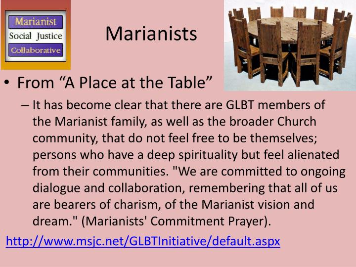 Marianists