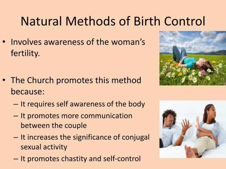 Natural Methods of Birth Control