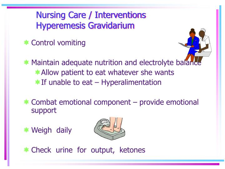 Nursing Care / Interventions