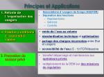 principes et applications